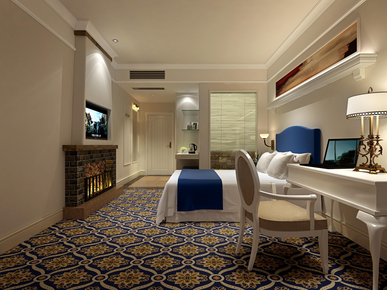 酒店生日房间怎么布置_广汉博友酒店商务单人间