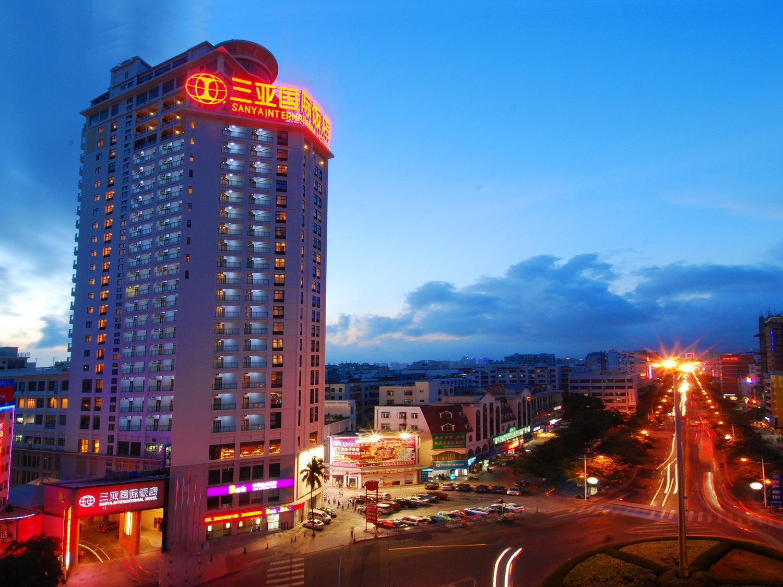 东港海景大酒店酒店商场