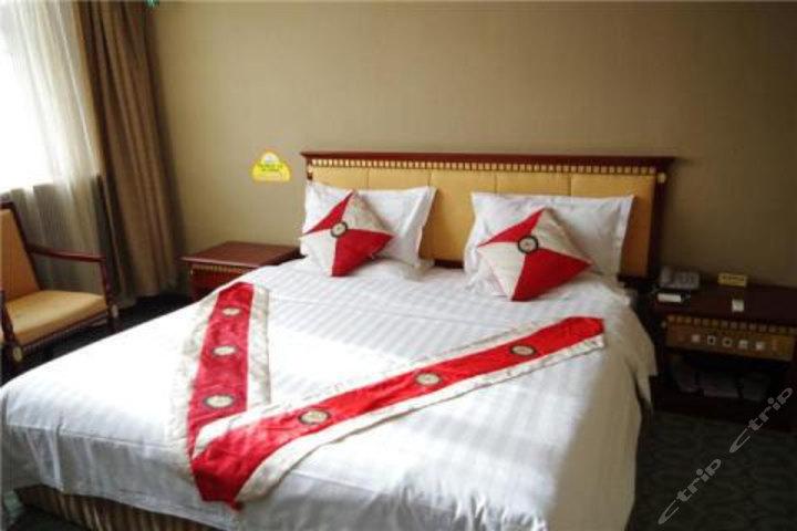 呼和浩特香江大酒店