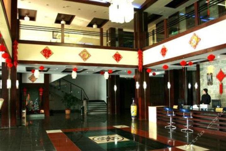 扬州宝应县白鹿岛大酒店