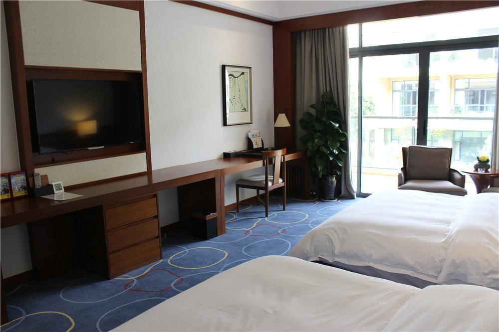 云南安宁温泉宾馆(会议中心标间 双早)