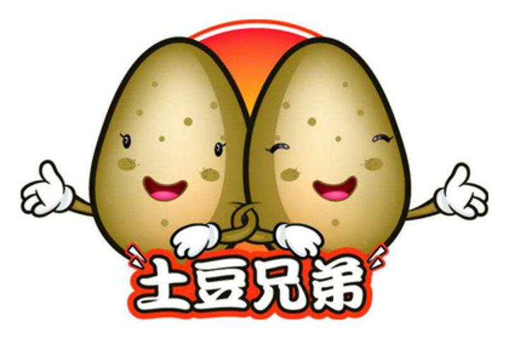 土豆矢量图__蔬菜_生物世界