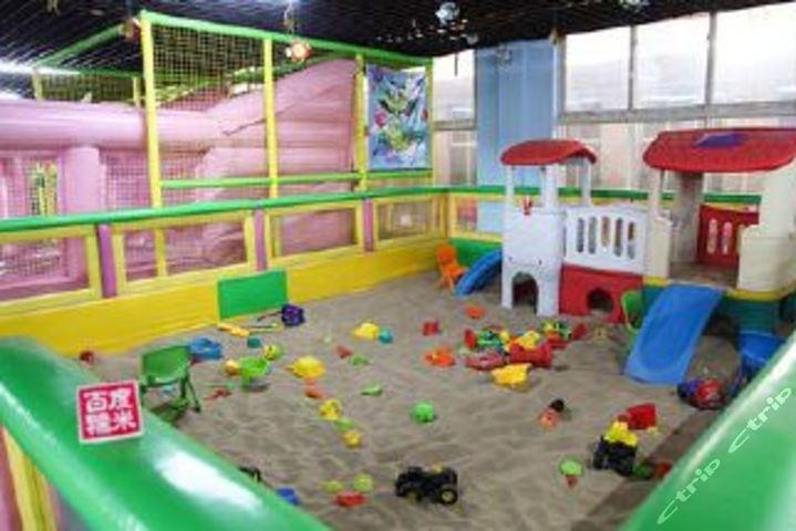多乐星儿童主题游乐园                     仅售200元,价值300元月卡