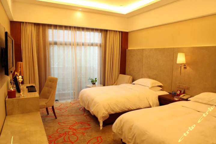 衢州柏丽大酒店(标准间)