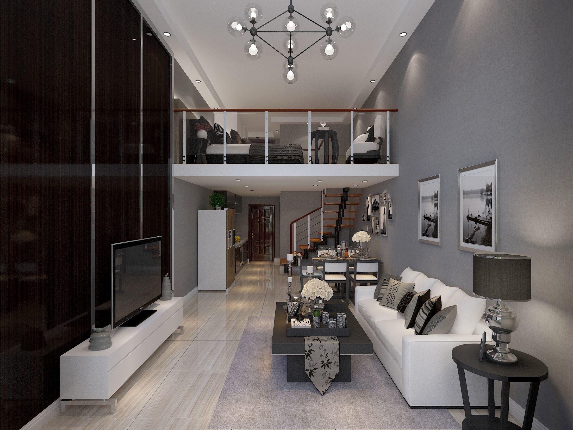 时分酒店公寓-3d电影主题复式套房图片