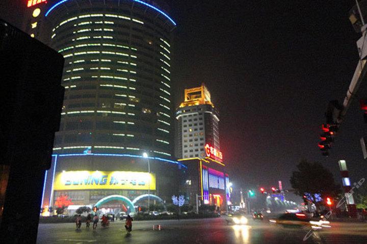 潍坊丽景酒店(大床房/标准房)