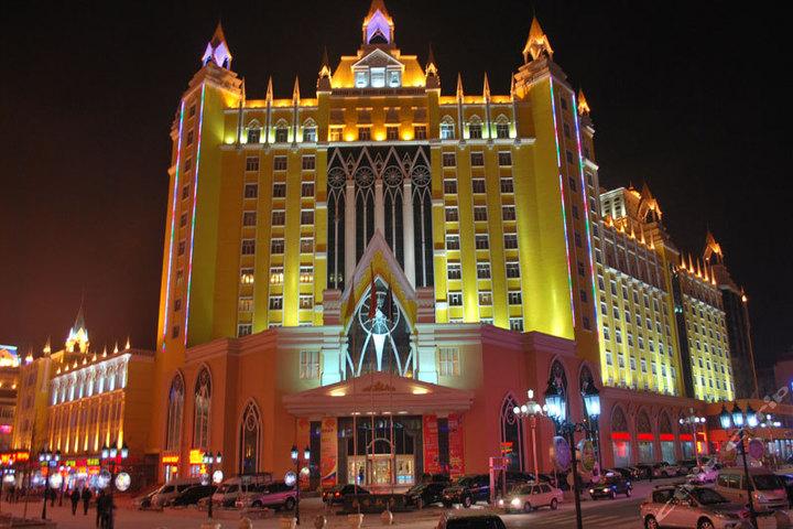 满洲里国际饭店(商务标间)