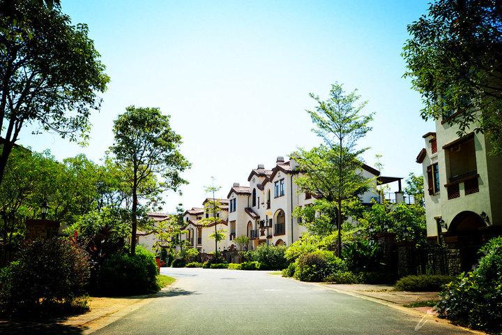 龙门妙途南昆山酒店式温泉度假别墅-欧式风格5房别墅