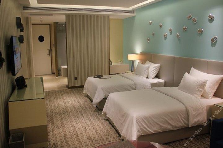 苏州凯莎精品酒店(时尚主题房+康体套餐+农场体验)