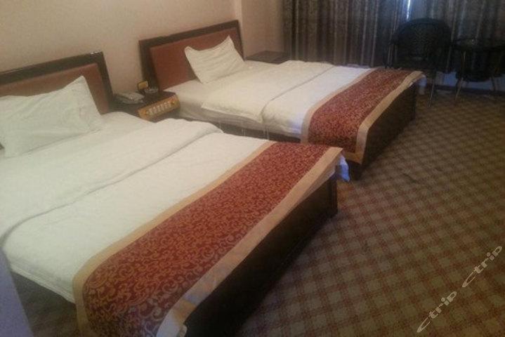 日喀则扎德商务酒店