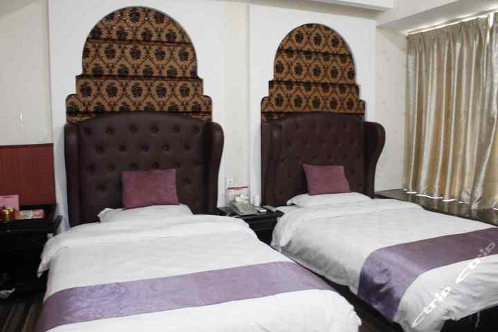 赣州简爱异国风情酒店(3种房型)