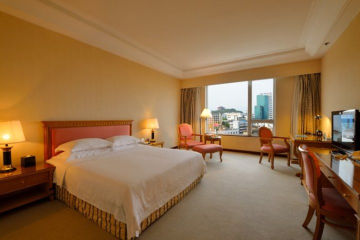 五星级酒店洗手毛巾的叠法