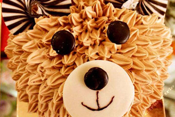 9元,市场价19元的金皇冠蛋糕单人餐,可免费打包 ¥ ¥ 19 489人