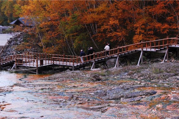 神龙溪纤夫文化走廊-神农溪风景区值得去吗-湖北神农
