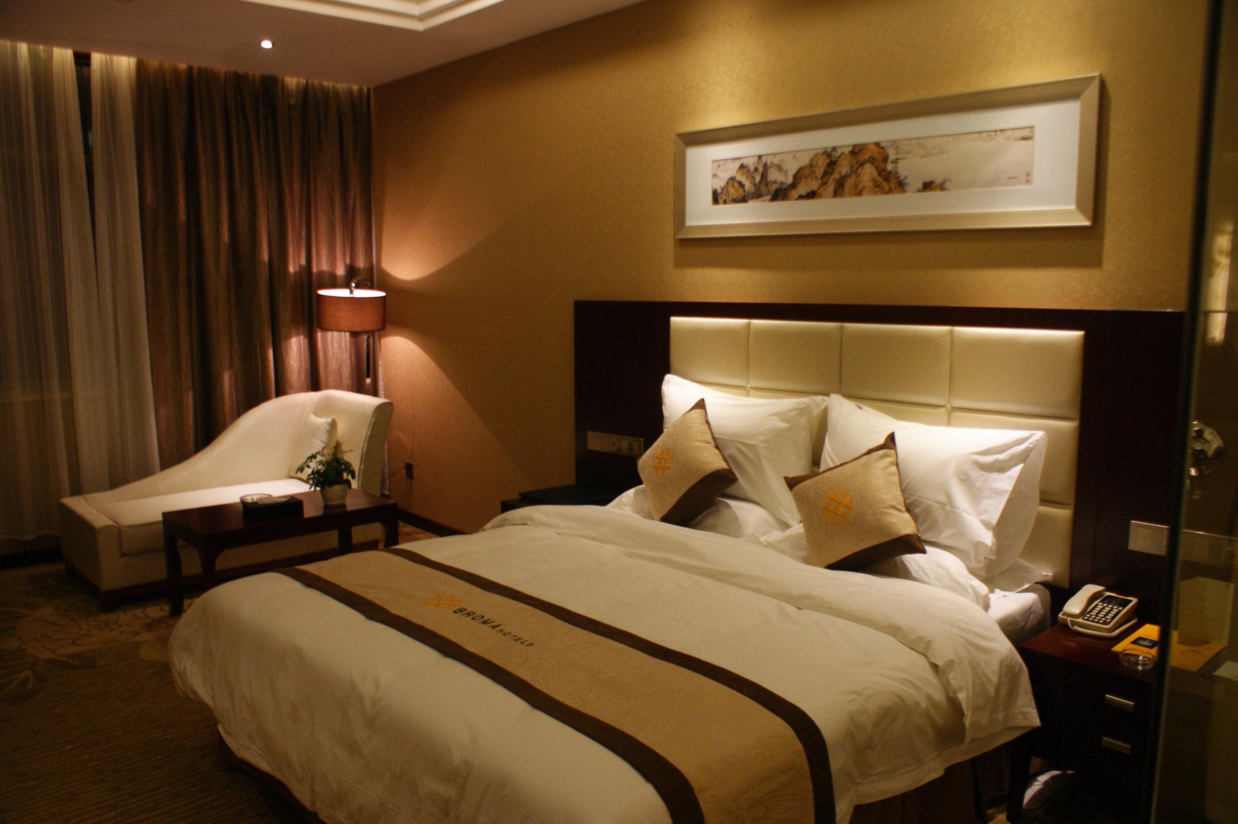 铜川布尔玛国际酒店(行政大床房)