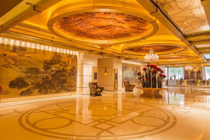 北京盘古七星酒店是属于多少星级的