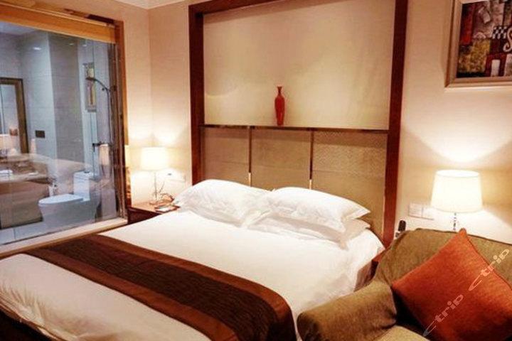 金昌名仕汇国际酒店(大床房/双床房)
