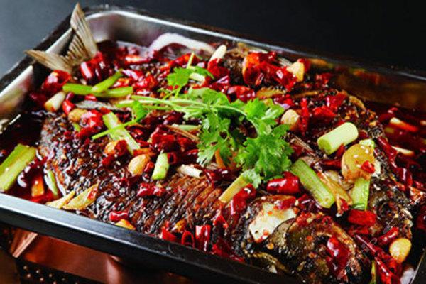 烤鱼烹饪方法