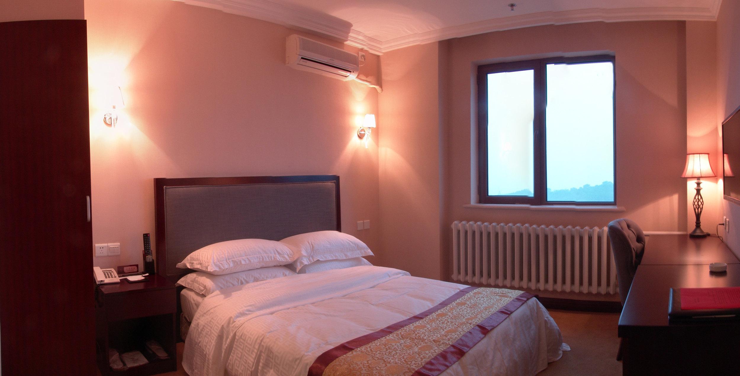 背景墙 房间 家居 酒店 设计 卧室 卧室装修 现代 装修 2500_1272