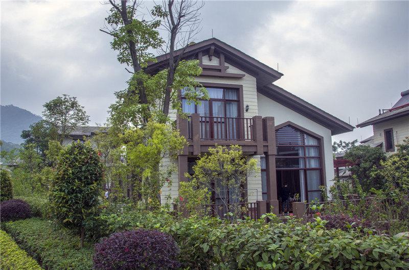 森林一层钢结构别墅