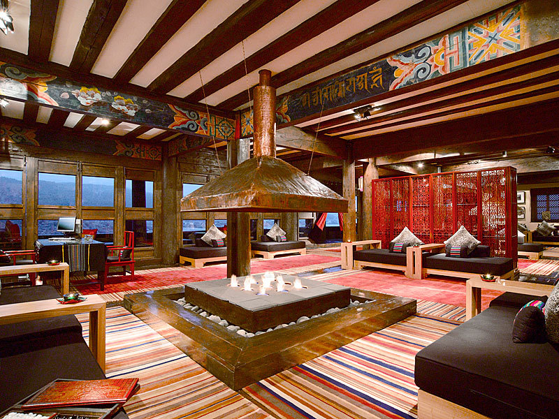 香格里拉仁安悦榕庄-双卧室藏式小屋图片