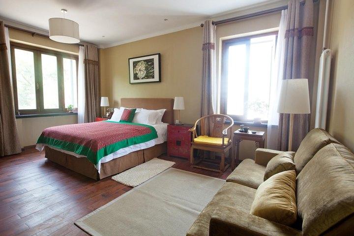 广州花园酒店欧式客房