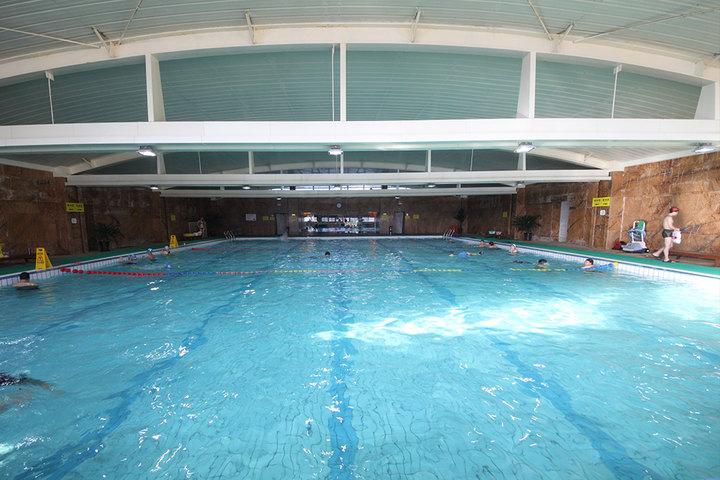 秦皇岛君御大酒店—游泳池