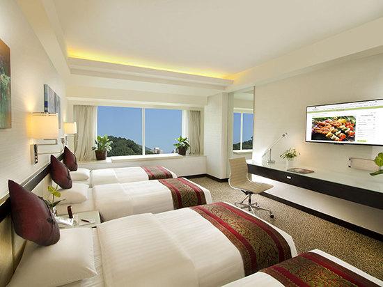 香港沙田丽豪酒店图片