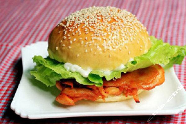 比克利西式快餐图片