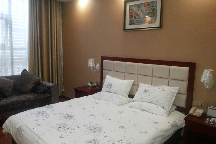 长葛雍福商务酒店(大床房)