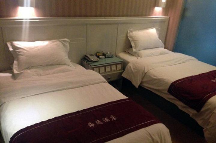 汉中海逸酒店