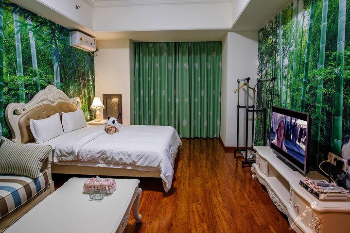 尊享广州长隆快乐时光儿童主题酒店式公寓熊猫