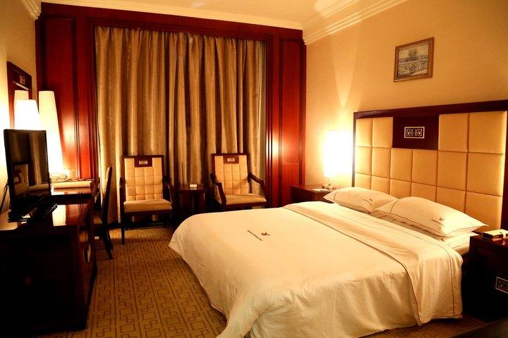 阿尔山海神温泉大酒店(商务套房)