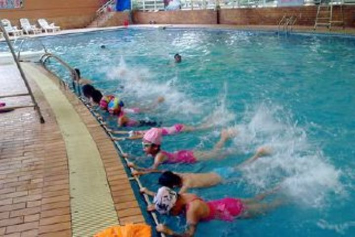翔跃游泳馆