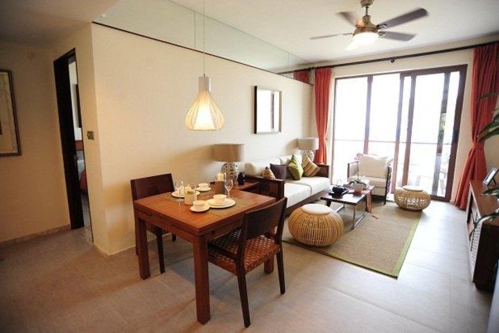 三亚清水湾阿罗哈度假公寓-豪华海景套房