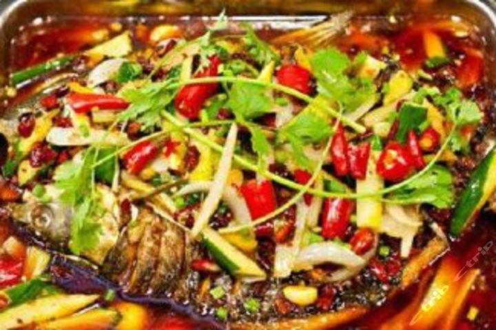 万州木炭特色烤鱼