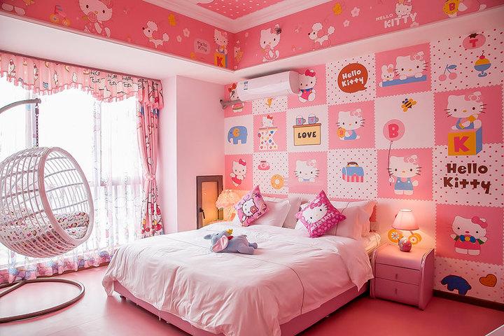 广州长隆儿童动物总动员主题式酒店公寓-hellokity双