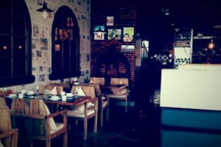 花样豆蔻电影主题餐厅图片