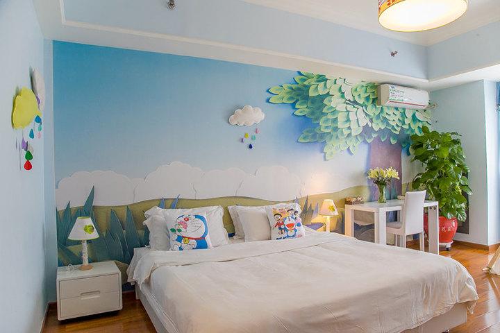 广州长隆儿童动物总动员主题式酒店公寓-动感森林
