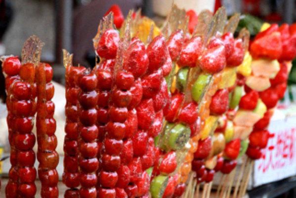老北京冰糖葫芦团购-原价10元-团购仅售8.5元