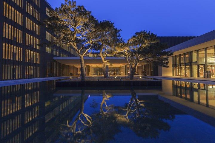 产品图片 青岛涵碧楼酒店—大床海景套房