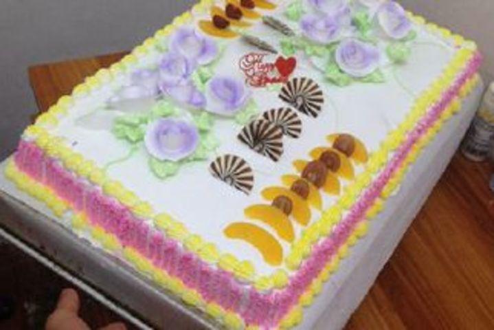 仅售189元,价值268元长方形蛋糕1个!