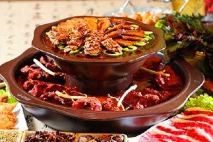 汉食坊自助烤涮城