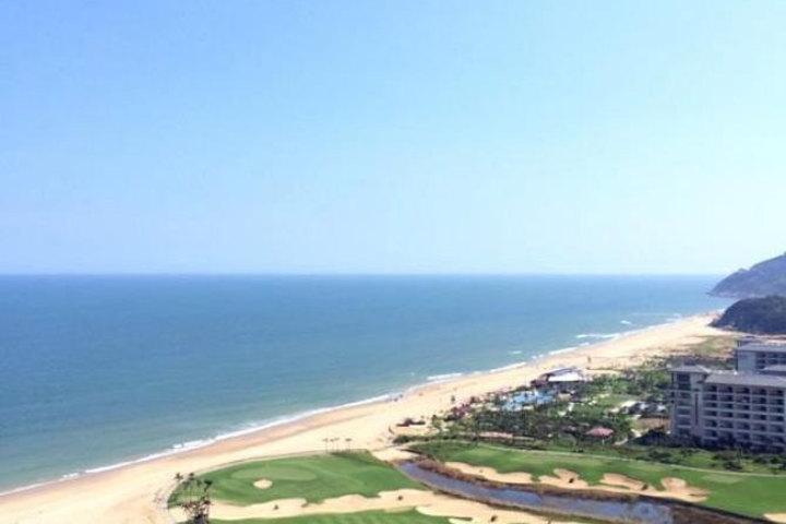 一呆公寓·阳江海陵岛保利银滩-海景房