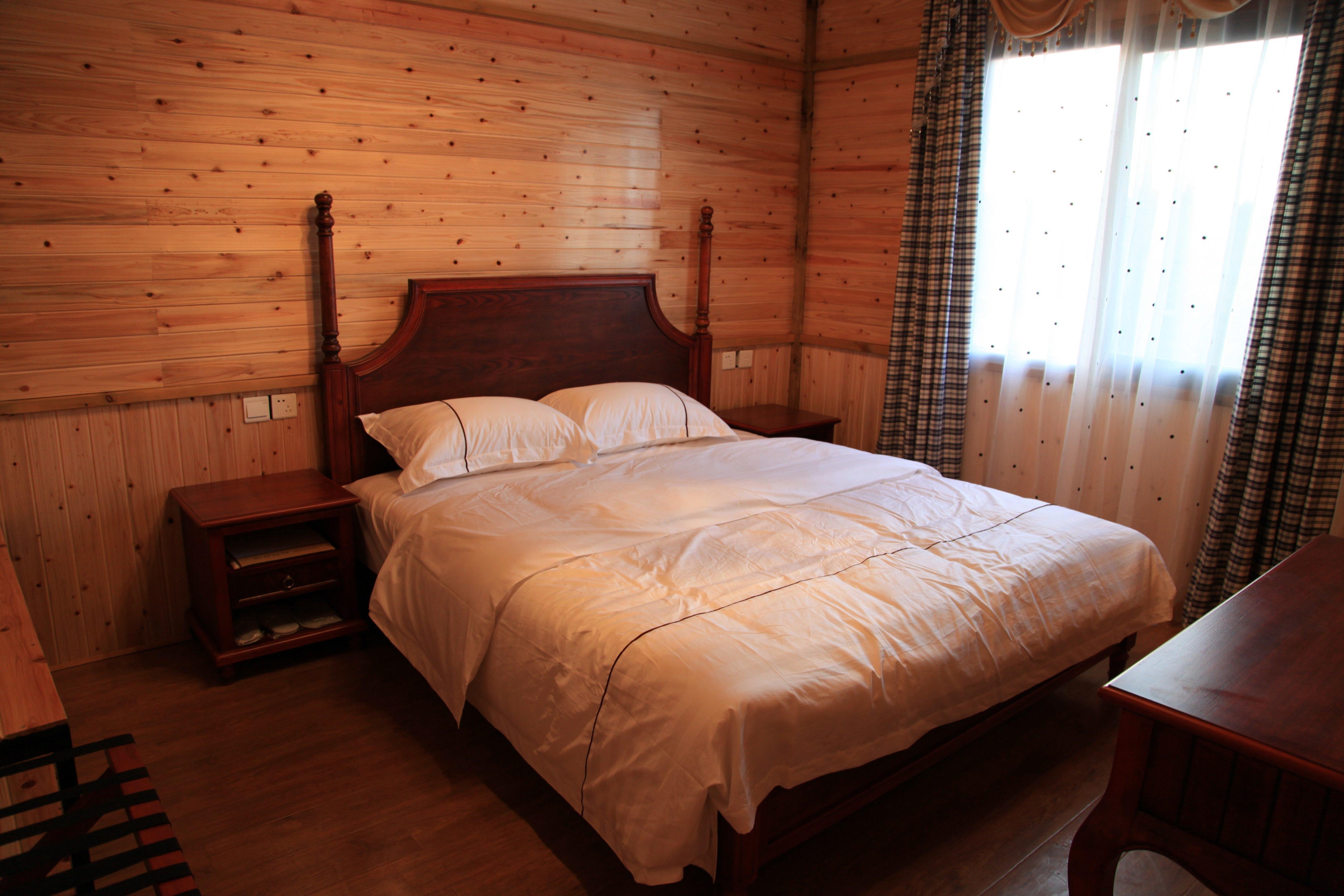 木工生态板做床步骤图