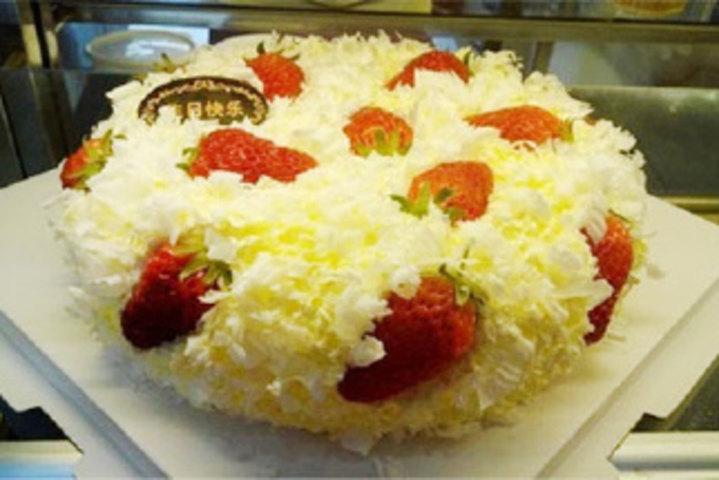 简单蛋糕款式