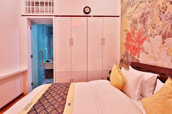 小卧室炕橱柜设计图