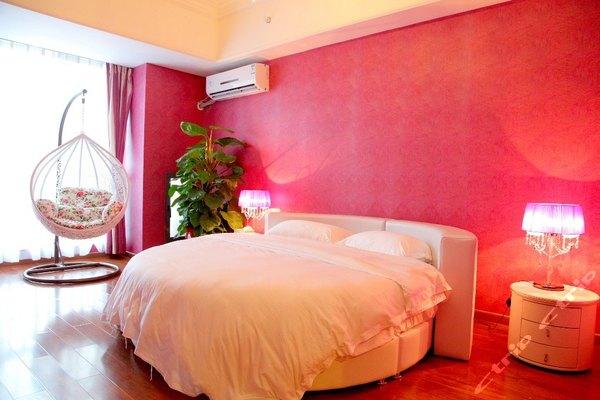 广州长隆儿童动物总动员主题式酒店公寓-紫色旋律