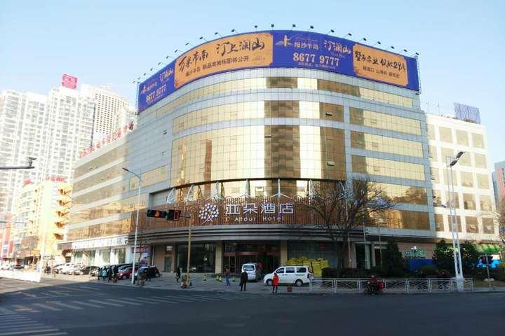 青岛奥帆中心亚朵酒店-高级大床房