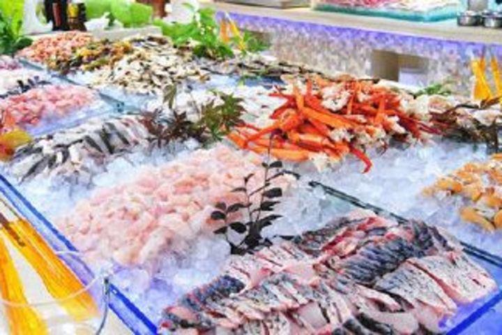 阿蒙森海鲜自助餐厅